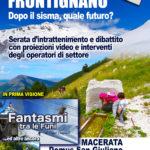 """""""Riaccendiamo Frontignano, dopo il sisma quale futuro?"""": un incontro per discutere il futuro degli impianti sciistici"""