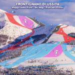 Frontignano, scheda impianti e piste da sci, situazione pre-sisma